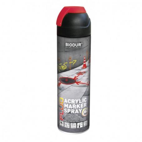 Farba geodezyjna do znakowania w sprayu Biodur