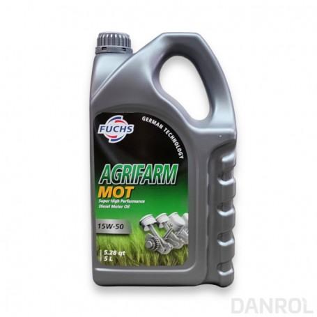 Olej silnikowy FUCHS AGRIFARM MOT 15W-50 5l