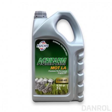 Olej silnikowy FUCHS AGRIFARM MOT LA 15W-40 5l