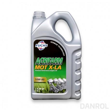 Olej silnikowy Fuchs Agrifarm MOT X-LA 10W-40 5l