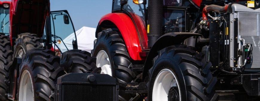 Części do ciągników rolniczych | Danrol