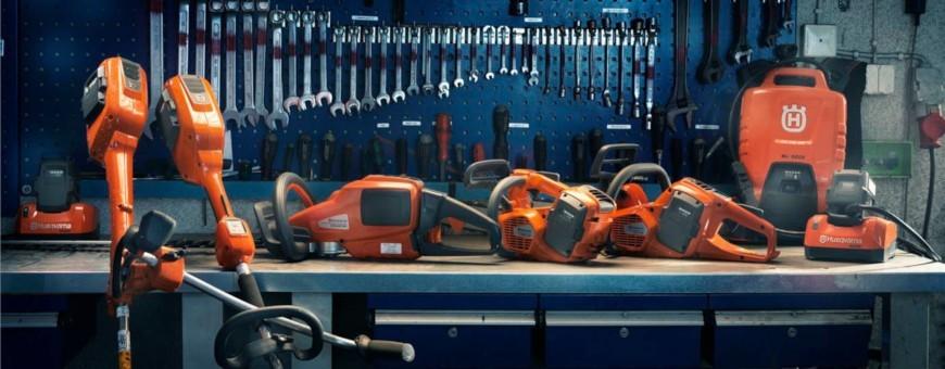 Urządzenia do ogrodu - Urządzenia akumulatorowe | Danrol